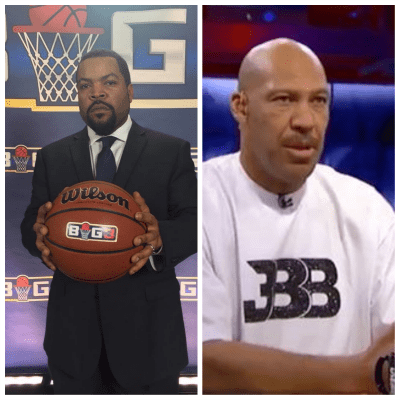"Ice Cube To Lavar Ball: ""I'll Buy A Pair Of Those Big Baller Brand Shoes If You Make My 4-Point Shot"""