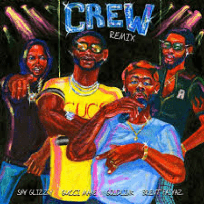 Hottest Song Right Now! GoldLink Crew (Remix) Feat. Gucci Mane, Brent Faiyaz & Shy Glizzy